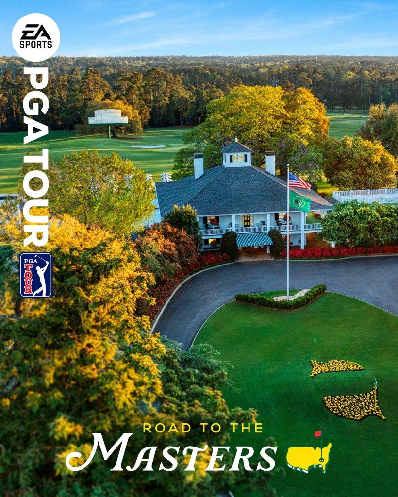 EA Sports apuesta por el Golf a nivel mundial.