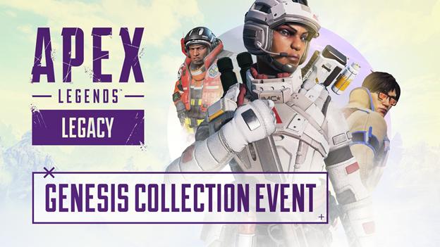 Se revela el evento de Colección Génesis en Apex Legends – 29 de junio – 13 de julio